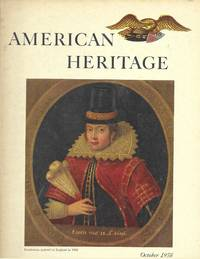 "image of ""American Heritage Volume IX - No. 6, October 1958"""