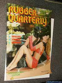 Rubber Quarterly International Number 10 Vol 11 #6 (Adult Magazine)