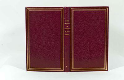 Paris: Éditions d'Art Jou et Bosviel, 1932. Copy # 4 of 25 copies on Chine pur műrier imprinted wi...