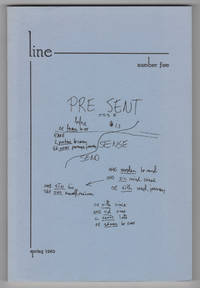Line 5 (Number Five, Spring 1985) by  et al  George Bowering - Paperback - 1st edition - 1985 - from Philip Smith, Bookseller and Biblio.co.uk