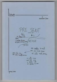 Line 5 (Number Five, Spring 1985)