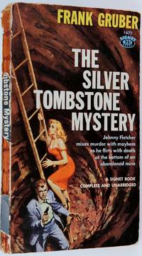 The Silver Tombstone Mystery by Frank Gruber - Paperback - 1959 - from Firefly Bookstore LLC (SKU: 55653)
