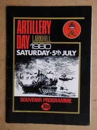 Artillery Day Larkhill 1980. Souvenir Programme.