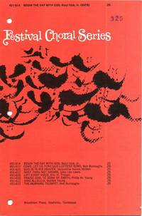 Begin the Day with God SATB Sheet Music 451-614