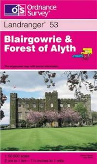 Blairgowrie and Forest of Alyth (Landranger Maps) by Ordnance Survey - Paperback - from World of Books Ltd and Biblio.com