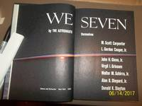 We Seven, by The Astronauts Themselves by M. Scott Carpenter; L. Gordon Cooper; Etc - First Edition - 1962 - from Mary Riversong (SKU: 155CarpenterWeSeven)