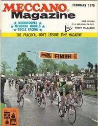 image of Meccano Magazine the Practical Boy's Leisure Time Magazine Vol. 55 No. 2
