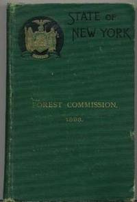 State of New York. Annual Report of the Forest Commission for the Year 1893. Vol. I. (Volume One)