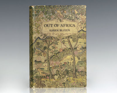 London: Putnam, 1937. First British edition of the author's masterpiece, a lyrical meditation of the...