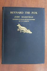 image of REYNARD THE FOX, OR THE GHOST HEATH RUN