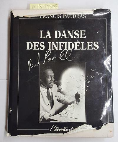 Paris: L'Instant, 1986. Hardcover. Quarto; pp 408; G+/G-; black spine with white lettering; open tea...