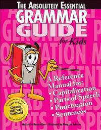 image of The Absolutely Essential Grammar Guide