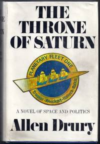 The Throne of Saturn.  A Novel of Space and Politics