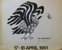 17 - 18 April 1961 (Signed Broadside)
