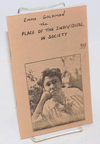 image of The place of the individual in society