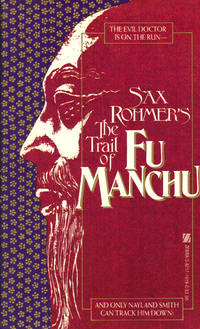 image of THE TRAIL OF FU MANCHU