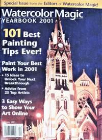 image of Watercolor Magic Yearbook 2001