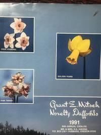 Novelty Daffodils. 1991 - 64th Annual Catalog