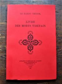 image of Livre des Morts tibétain. Le Bardo Thödol
