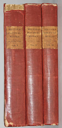 The Poetical Works of John Milton, in Three Volumes