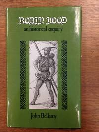 image of Robin Hood; An Historical Enquiry