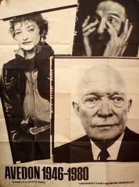 RICHARD AVEDON 1946-1980; March 5 - May 4, 1980