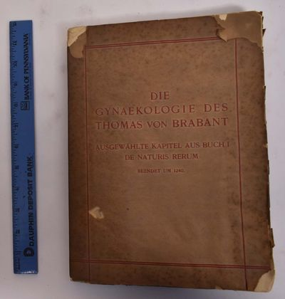 Munchen: Kuhn, 1912. Softcover. Good (facsimile copy, wraps are stained, worn and torn, pages are ta...