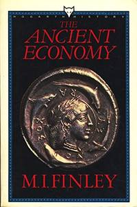 The Ancient Economy (Hogarth history)