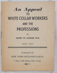 image of An appeal to white collar workers and the professions