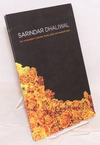 image of Sarindar Dhaliwal: the cartographer's mistake, hockey fields and marigold maps