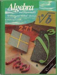 McDougal Littell Structure & Method: Student Edition Book 2 2000