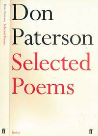Selected Poems. Signed copy