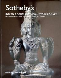 image of Indian & Southeast Asian Works of Art Including Property of the Albright-Knox Art Gallery, March 23, 2007