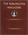 image of The Burlington Magazine (January 1975, Vol. CXVII, No. 862)