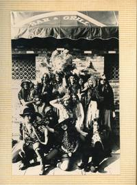Photo Album of Aeros Theda, an African-American Musician in the 1970s Los Angeles Fusion Scene