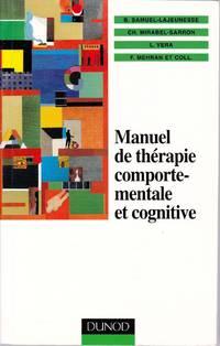 Manuel de thérapie comportementale et cognitive.