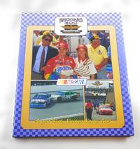 Nascar Brickyard 400 Indianapolis Motor Speedway Inaugural Race Commemorative Book August Sixth,...