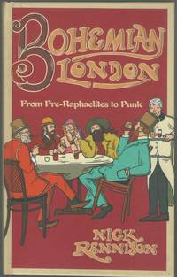 image of Bohemian London from Pre-Raphelites to Punk