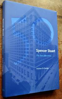 image of SPENCER STUART The First Fifty Years