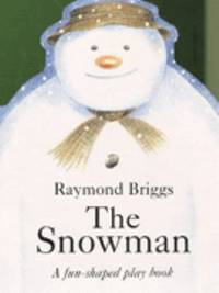 image of The Snowman: Die-cut Board Book