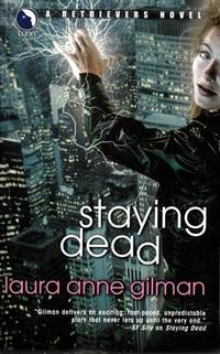 Staying Dead (Retrievers #1)