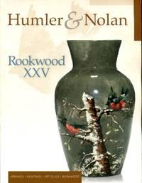 Rookwood XXV, Keramics, Paintings, Art Glass, Rookwood