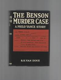 collectible copy of The Benson Murder Case