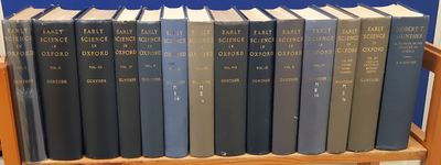 Early Science in Oxford. Volumes 1 to...