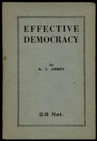 image of Effective Democracy