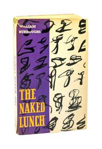 image of The Naked Lunch [The Traveller's Companion Series No. 76]