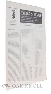 EXLIBRIS-REVENUE, UNOFFICIAL BOOKPLATE-NEWS FOR F.I.S.A.E.