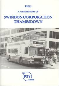 PH15 - A Fleet History of Swindon Corporation Thamesdown