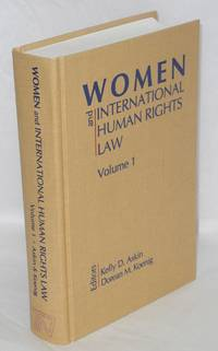 image of Women and international human rights law. Vol 1: Introduction women's human rights issues