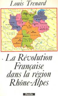 La Révolution française dans la région Rhône-Alpes